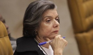 A ministra do STF, Carmen Lúcia - André Coelho/1-2-2012