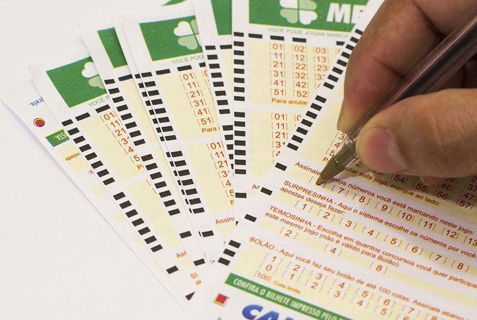 Mega-Sena foi sorteada neste sábado / Adailton Damasceno/Futura Press/Folhapress