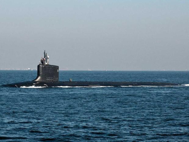 USS North Carolina (SSN-777) (Foto: Navy photo)