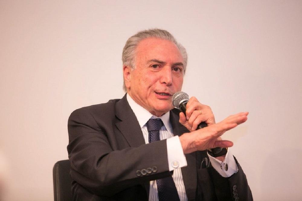 Michel Temer - Foto: Divulgação