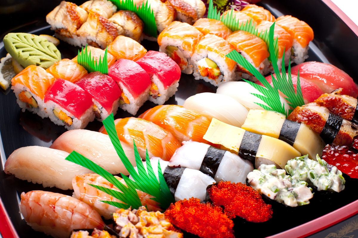 Culinária japonesa 1200