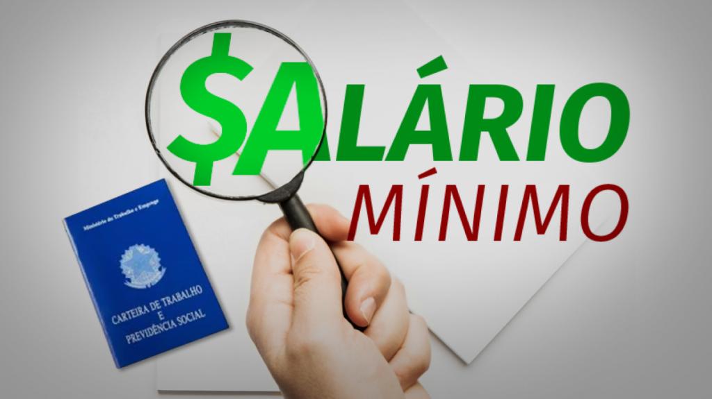 Salário mínimo para 2021 ficará em R$ 1.067 - Gláucia Lima